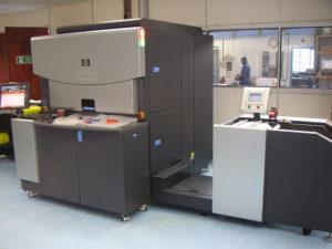 First HP Indigo WS6000 in UK