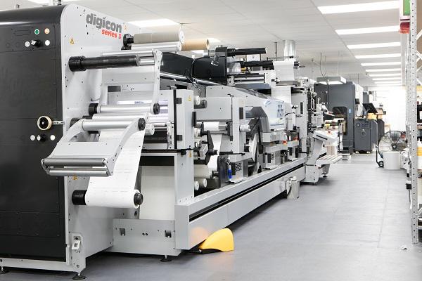 Example of the equipment we have - Indigo 6800