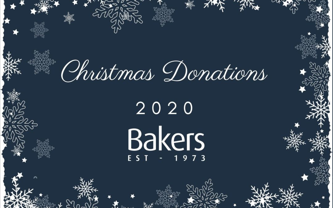 Festive Giving by Baker Labels